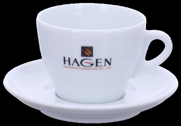 "Kaffeetasse ""Ancap"" Hagen-Logo"
