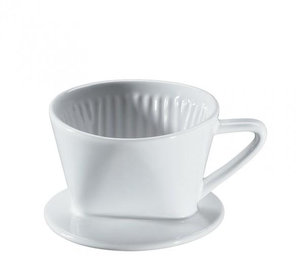 Cilio Kaffeefilter Porzellan