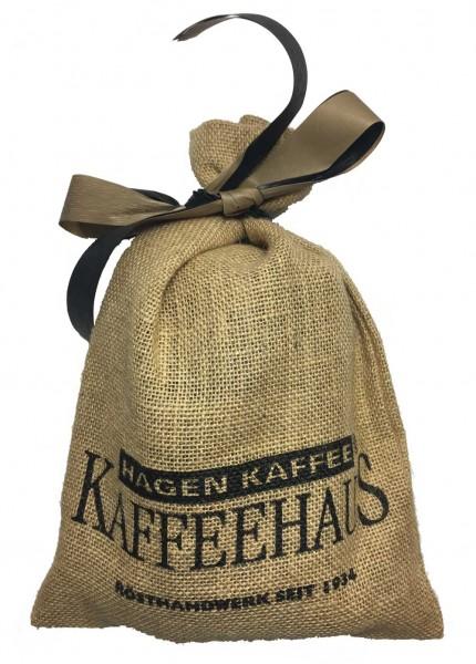 Jutesäckchen Kaffee FAIRTRADE Mischung BIO