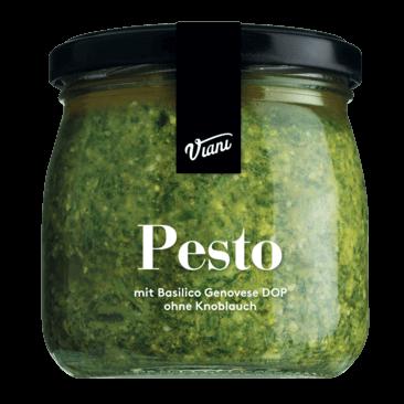 Pesto Genueser Art mit Knoblauch