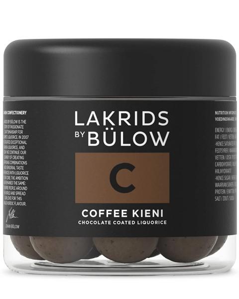 Lakrids By Bülow C - COFFEE KIENI 125g