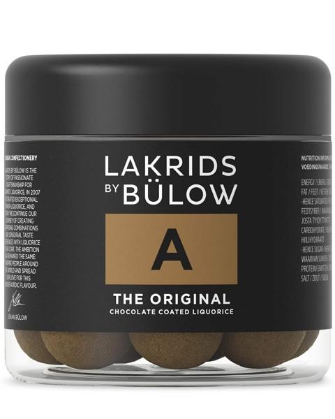 Lakrids By Bülow A - THE ORIGINAL 125g