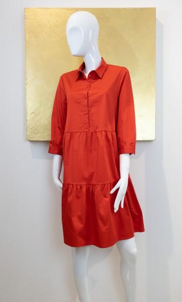 ROFA Kleid rot