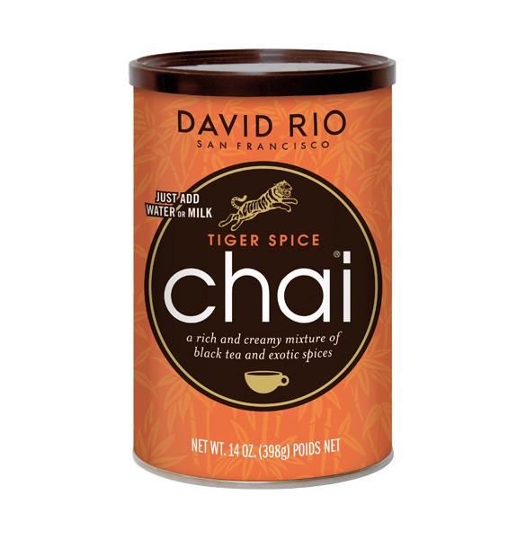 David Rio Chai Tiger Spice 398g-Dose