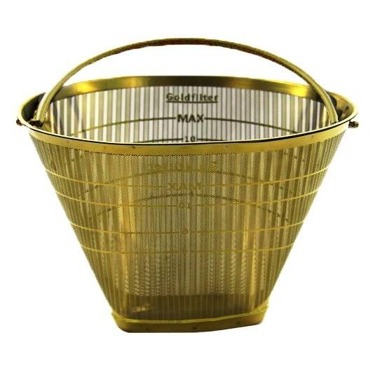 Moccamaster Goldfilter Größe 4