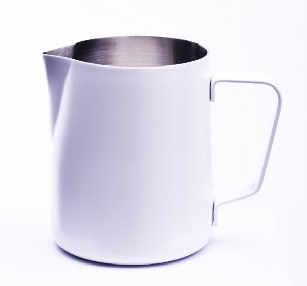 Milchkännchen-Pitcher Weiss 350 ml