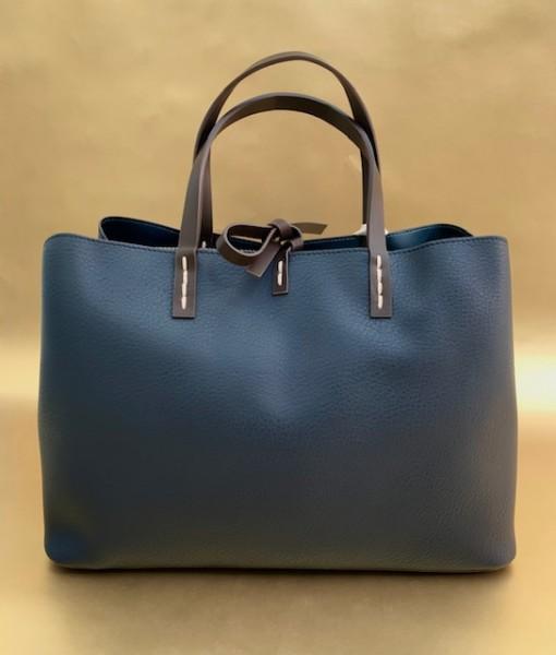 Kleine Wendetasche (nachtblau)