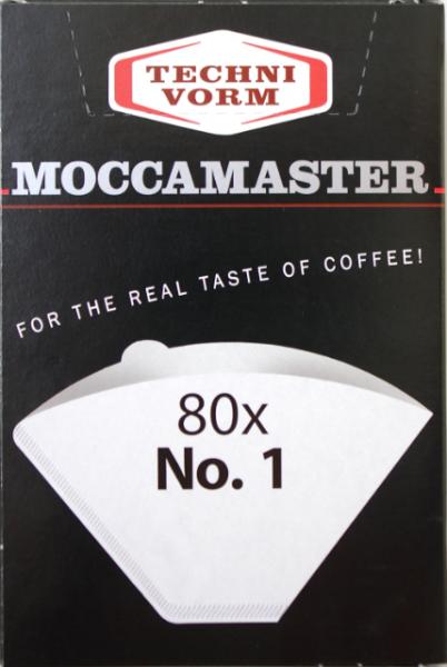 Moccamaster Kaffeefilter Nr.1