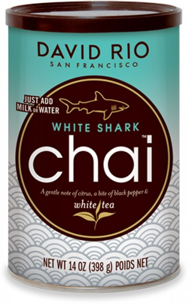 David Rio Chai White Shark 398g-Dose
