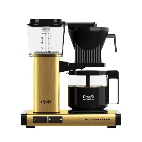 Moccamaster KBG 741 AO Brushed Brass