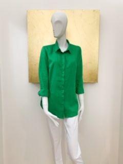 Bluse in grün von MALVIN