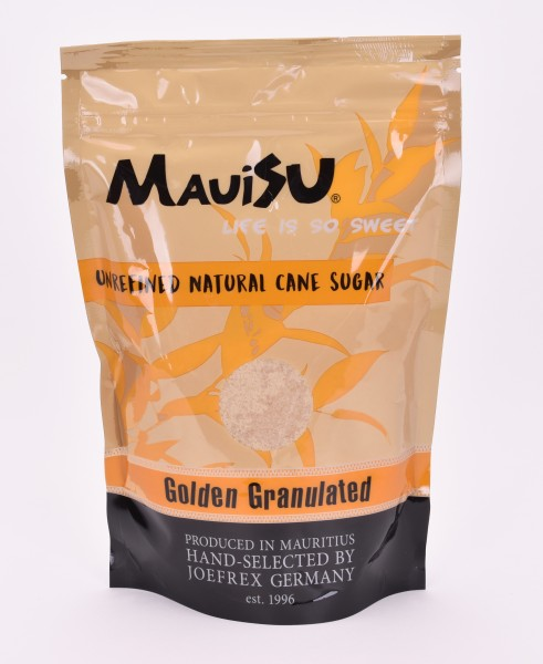 MauiSU Zucker Golden Granulated 500g