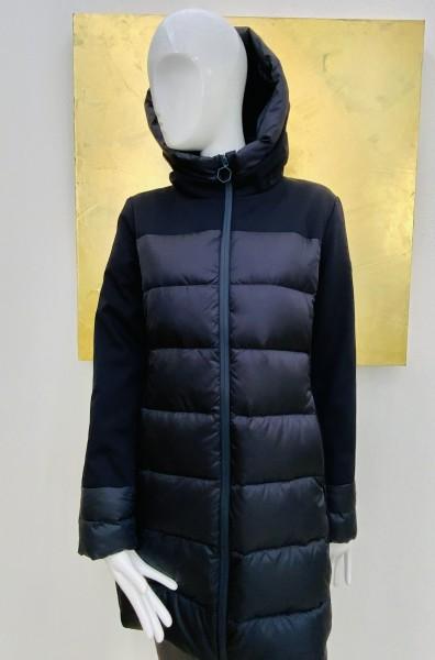 HOX Winterjacke dunkelblau