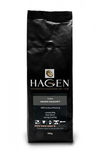 Kaffee HAGEN EXQUISIT