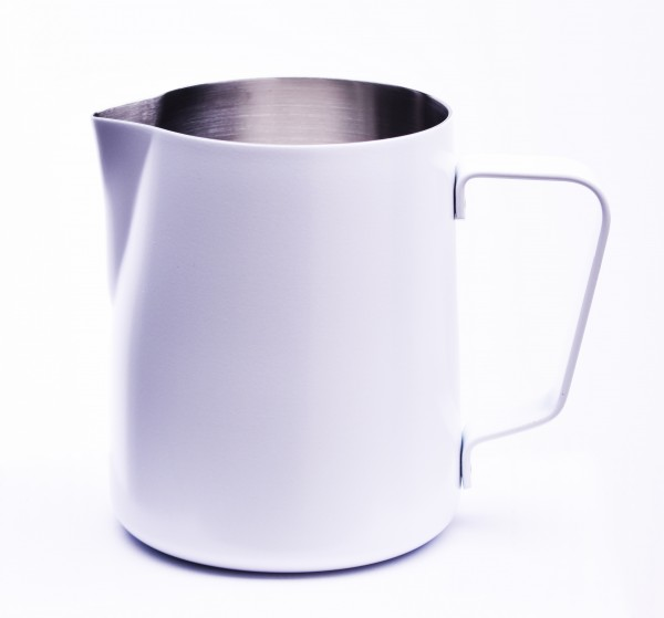 Milchkännchen-Pitcher Weiss 590 ml