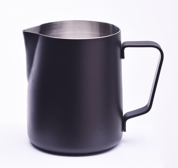 Milchkännchen-Pitcher Schwarz 350 ml