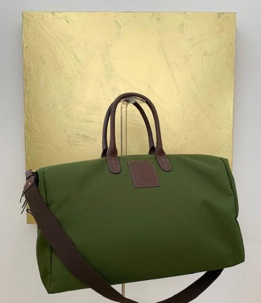 Bottle Bag von Roeckl grün/braun