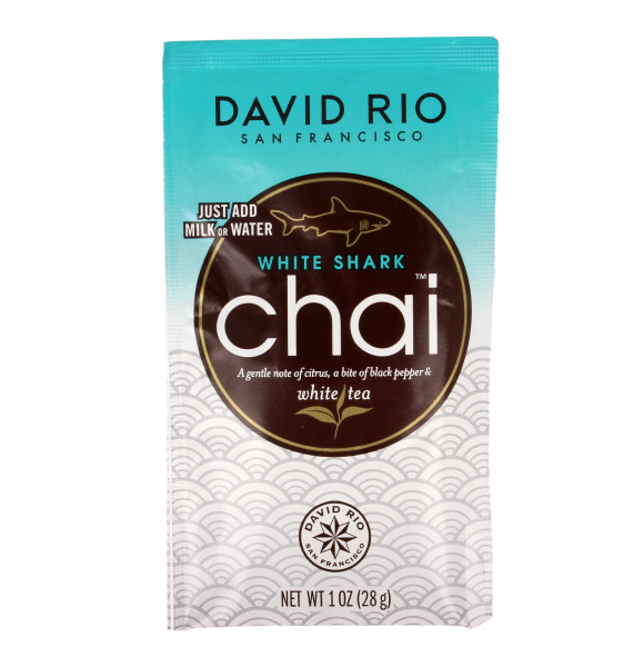 David Rio Chai White Shark (28g-Beutel)