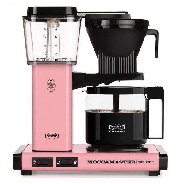 Moccamaster KBG Select Pink