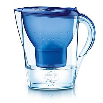 BRITA Marella Cool blau 2,4 l + 1 Kartusche