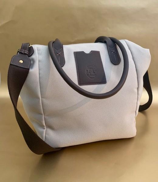 Bottle Bag von Roeckl Creme /Braun
