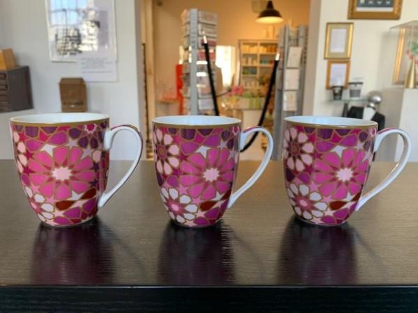 Tasse in rosa von Images d´ Orient